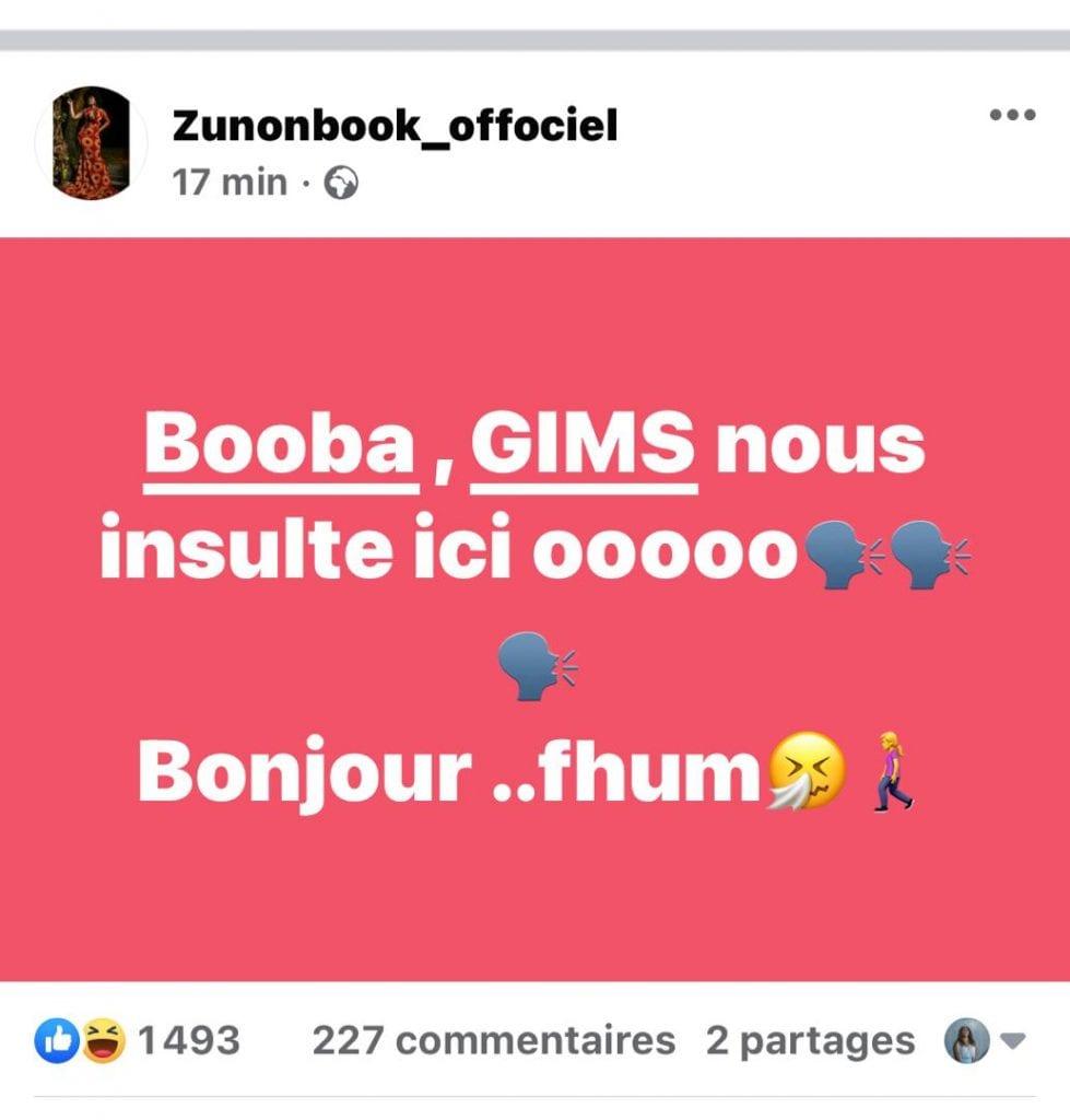 Affaire Gims absent aux obsèques d'Hamed Bakayoko : une guéguerre éclate entre le rappeur et Eunice Zunon