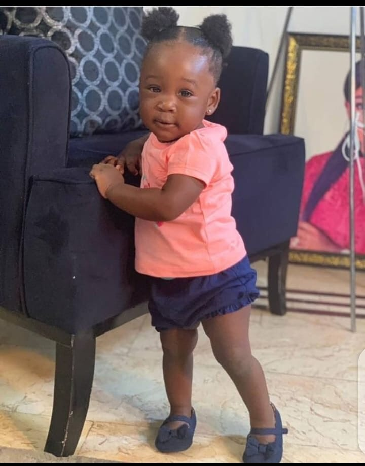 Mercy Johnson menace de priver de nourriture son bébé de 10 mois