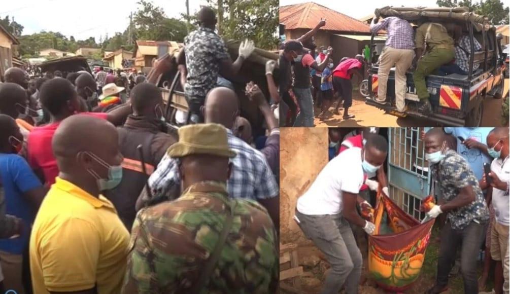 Kenya: un homme décapite sa grand-mère et amène sa tête au poste de police