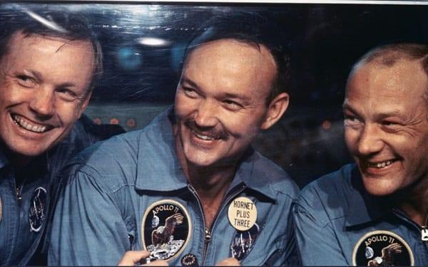 Apollo 11: l'astronaute du premier atterrissage sur la Lune, Michael Collins, décède à 90 ans
