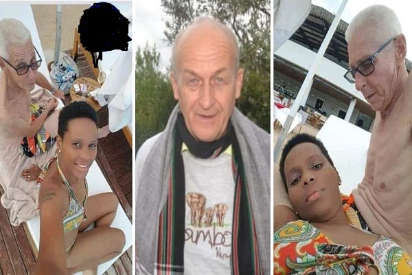76-year-old-old-German-sponsor-in-tears-after-his-Kenyan-girlfriend-do-away-with-h