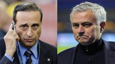 Ernesto Paolillo et Mourinho