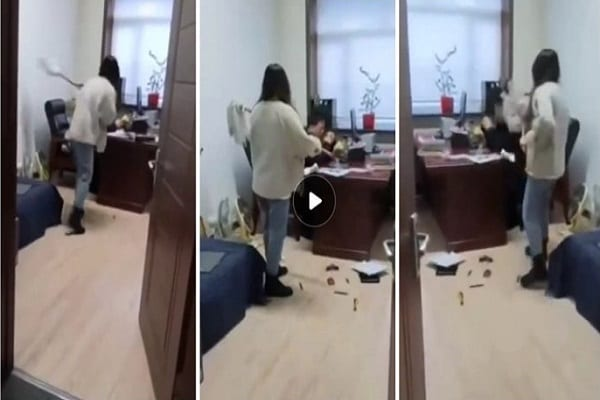 Lady-Slap-And-Flogs-Boss-With-Mop-Stick-After-He-Sent-Her-sxual-Messages-Video-Below