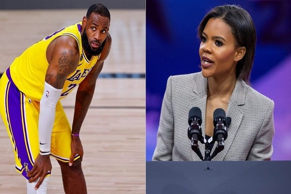 LeBron-James-and-Candace-Owens