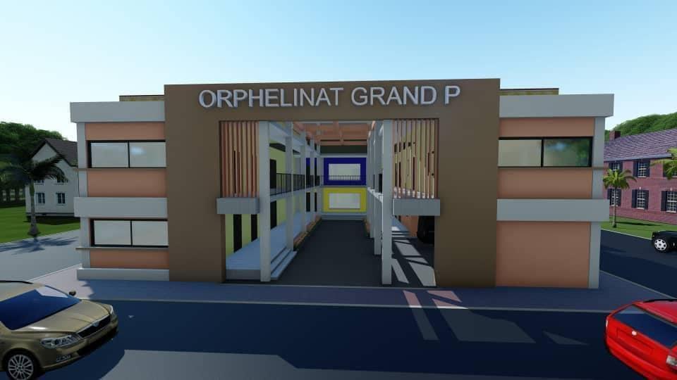 Grand P: le compagnon d'Eudoxie Yao entend construire un orphelinat en Guinée
