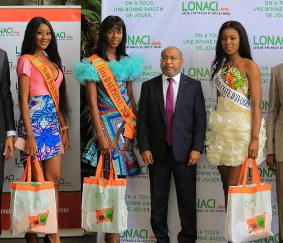 La LONACI reçoit Miss CI 2020 et ses dauphines : retour sur les temps forts de la cérémonie