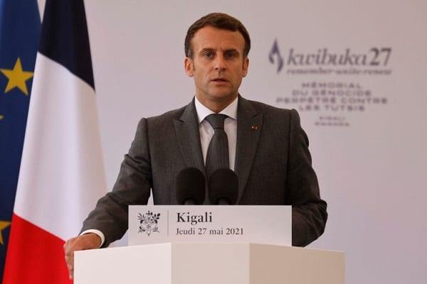 RWANDA-FRANCE-DIPLOMACY-GENOCIDE-HISTORY