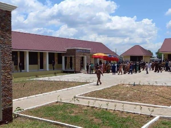 Ghana: Une Église Construit Une Prison Avec Des Installations Ultra-Modernes (Photos)