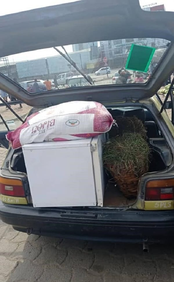 Cameroun: Arrêtée et humiliée pour vol, elle reçoit un réfrigérateur, des vivres et de l'argent