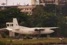Avion houphouet