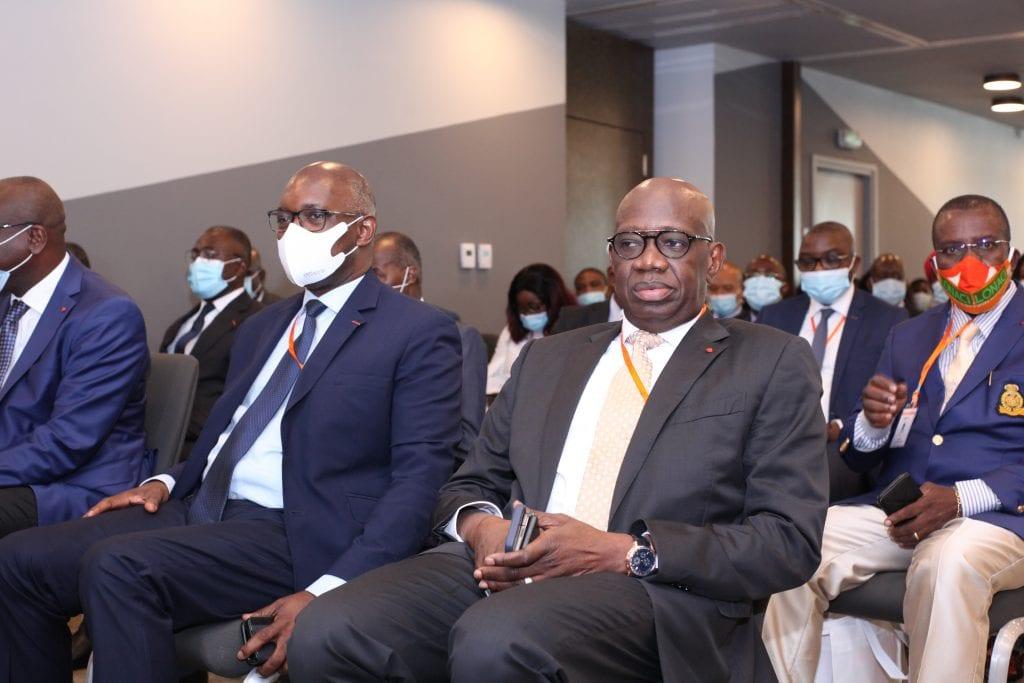 """Côte d'Ivoire: la LONACI lance officiellement sa plateforme de jeux digitalisés """"LONACI Online""""- Images"""