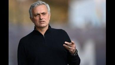 José Mourinho à la Roma