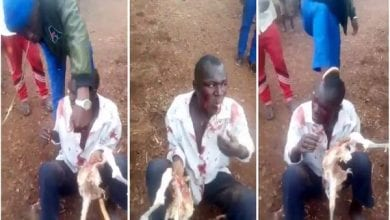 Man-forced-to-eat-live-chicken-after-he-was-caught-red-handed-stealing