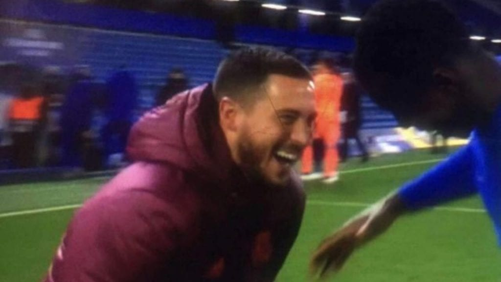 """Real Madrid:  """"ce n'est pas professionnel"""" le père de Courtois détruit Hazard !"""