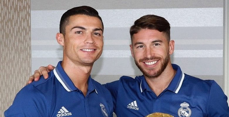 Ronaldo et Ramos