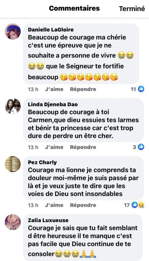 """Carmen Sama révèle : """"Arafat et moi on devait se marier en décembre 2019"""""""