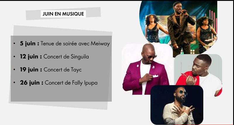 En juin, ne ratez rien sur Canal+ : voici le programme pour le mois de la musique