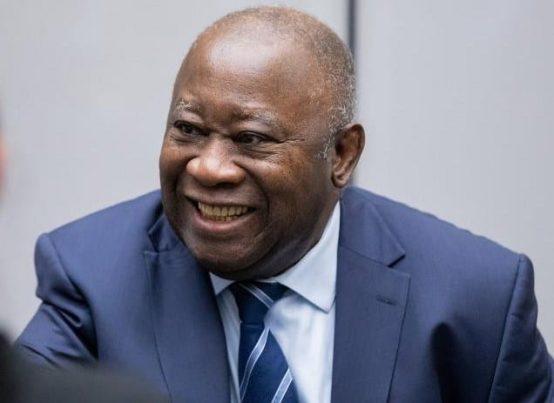 Gbagbo-arrive