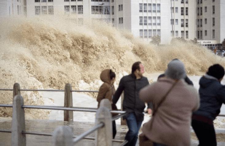 Rapport experts climats de l'ONU: voici le portrait de la terre en 2050