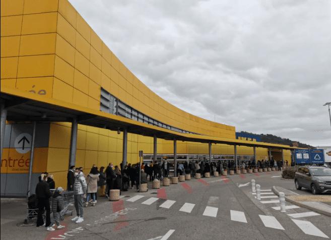 Ikea France: un million d'euros d'amende pour espionnage des salariés