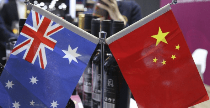 Commerce/ La chine porte plainte contre l'Australie à l'OMC