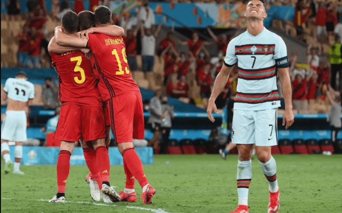 Euro 2021 : le Portugal éliminé aux portes des quarts de finale