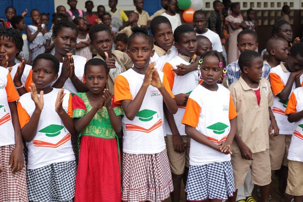 Côte d'Ivoire-Education : la LONACI remet les clés d'un groupe scolaire à Abobo