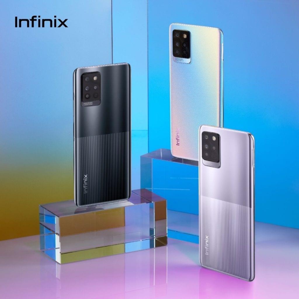 Puissance et performances, Infinix lance la série NOTE 10-Photos