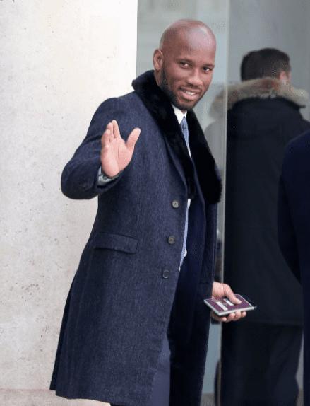 Côte d'Ivoire: Didier Drogba achète un tableau à plusieurs millions de fcfa