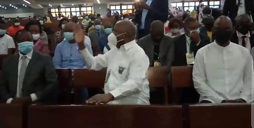 Côte d'Ivoire-Exclusif/ Gbagbo abandonne l'église évangélique