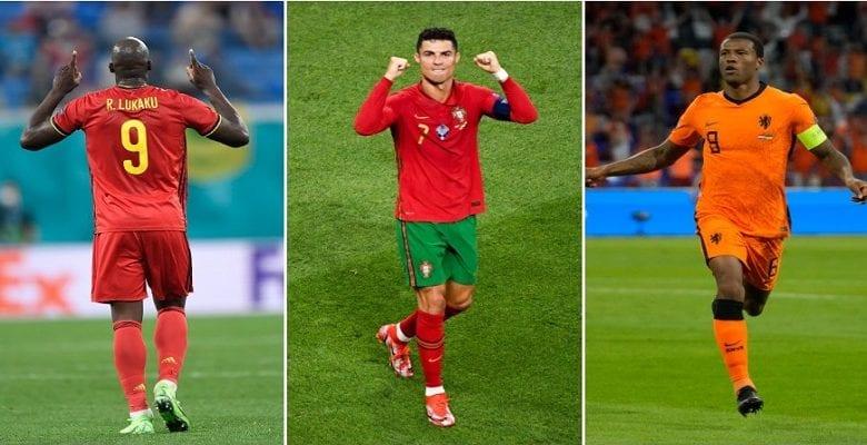 Lukaku, Ronaldo et Wijnaldum