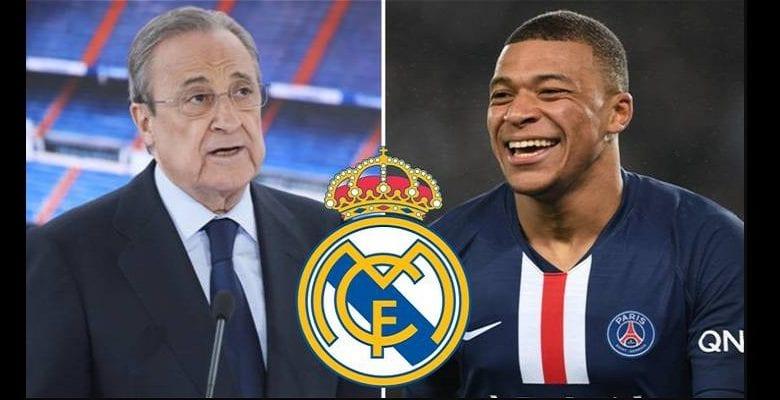 Pérez et Mbappé