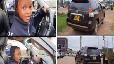 Uproar-as-4-year-old-boy-is-spotted-driving-Prado (1)