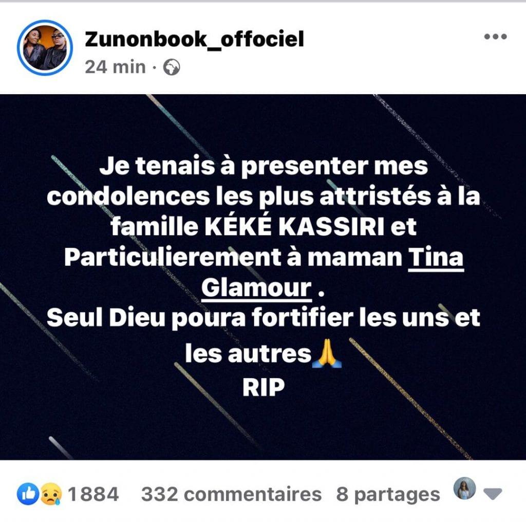Mort présumée de Bébé Karla, sœur d'Arafat DJ: Tina Glamour parle enfin