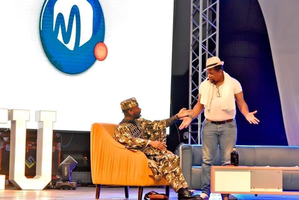 Général Makosso : l'homme de Dieu désormais acteur