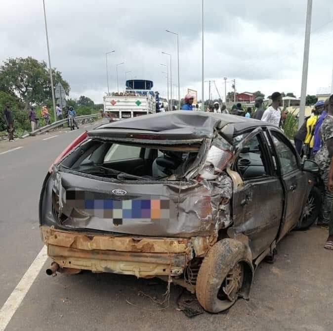 Côte d'Ivoire/ Sécurité Routière: un accident de circulation fait 77 victimes