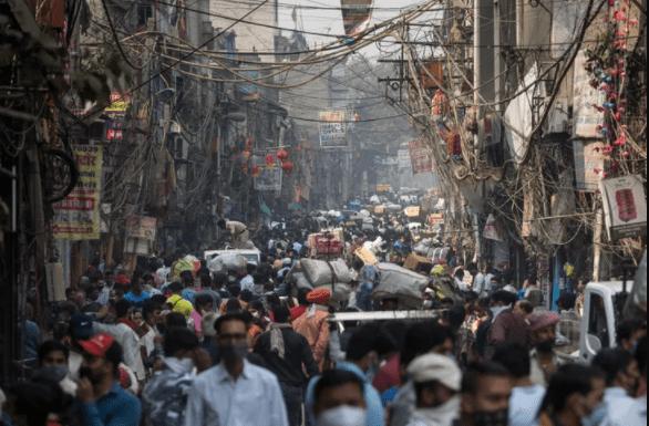 Inde: Les populations étouffent sous l'effet de la canicule