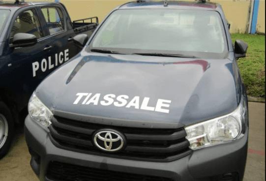 Côte d'Ivoire: braquage à Tiassalé, des millions de FCFA emportés