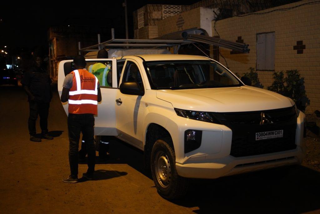 Côte d'Ivoire-SODECI/ La vérité sur les problèmes d'eau à la Riviera Mpouto et à Ciad