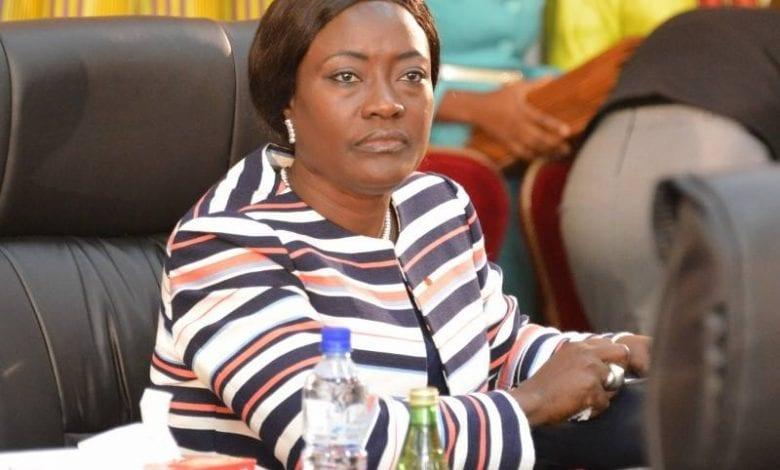 Mariatou-Koné- Ministre