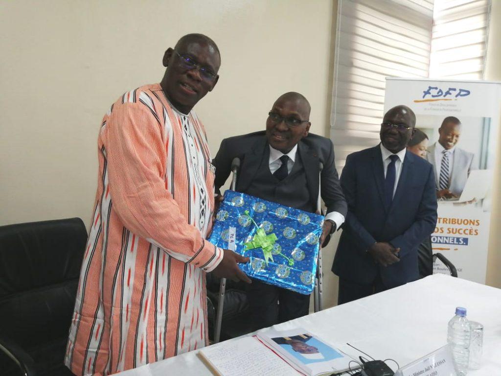 Côte d'Ivoire-Formation professionnelle/ Le Burkina Faso vient s'imprégner de l'expertise du FDFP