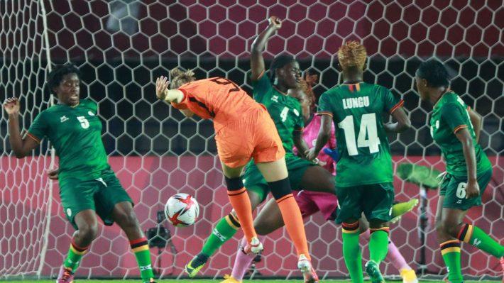 JO 2020/ Tournoi de  football: la Côte d'Ivoire sauve l'Afrique