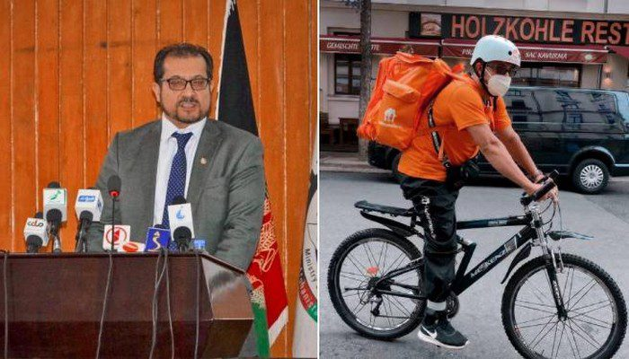 Sayed-Sadaat-From-Minister-Of-Communications-In-Afghanistan-To-Rider-In-Germany