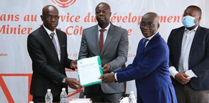 Côte d'Ivoire/ La Société des mines (Sodemi) a un nouveau directeur général