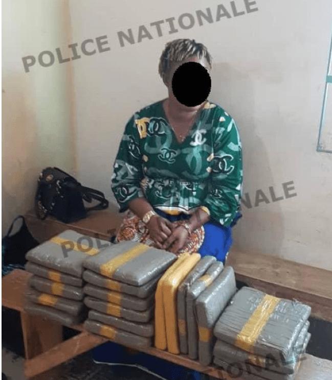 Côte d'Ivoire/ 20 kilogrammes de drogue saisis au corridor de Man