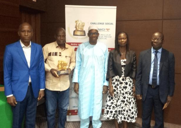 Côte d'Ivoire/ Lancement de la 4ème édition du Challenge social Fondation par la LONACI