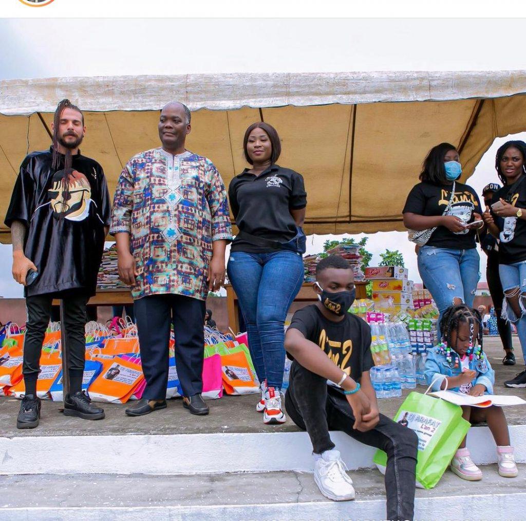 Côte d'Ivoire/ Carmen Sama adresse des mots doux à Badro Escobar