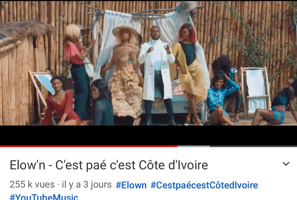 Côte d'Ivoire/ Elown : l'apparition d'homosexuels dans son dernier clip crée la polémique