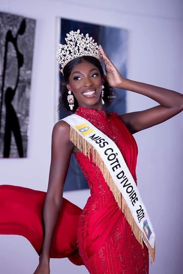 Côte d'Ivoire / Le premier shooting de la nouvelle Miss CI fait sensation sur internet