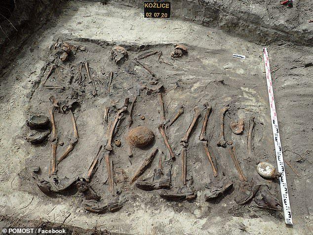 Liban: une fosse commune de 25 soldats chrétiens massacrés au XIIIe siècle découverte